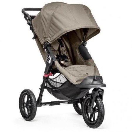 Wózek CITY ELITE SINGLE SAND 13457 Baby Jogger+pałąk