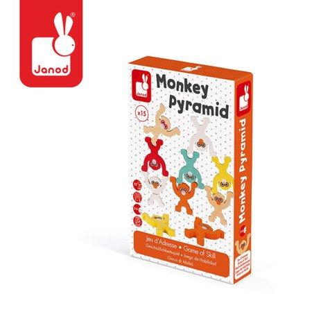 Gra zręcznościowa piramida Małpki, Janod