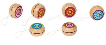Jojo, YoYo, Yo-Yo, zabawka do ćwiczeń manualnych, Goki 62967