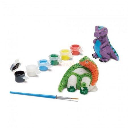 Dinozaury - Figurki do malowania, 8+, Melissa&Doug