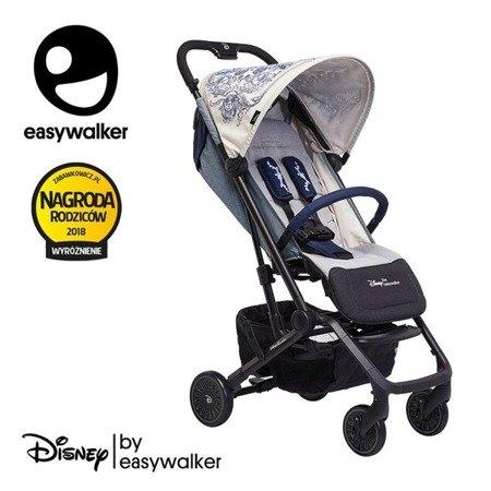 Disney by Easywalker Buggy XS Wózek spacerowy z osłonką przeciwdeszczową Mickey Ornament