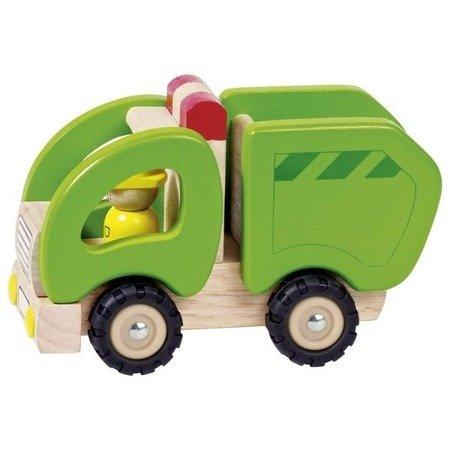 Drewniana śmieciarka, Goki-55964