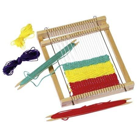Drewniane krosno Goki Toys Pure