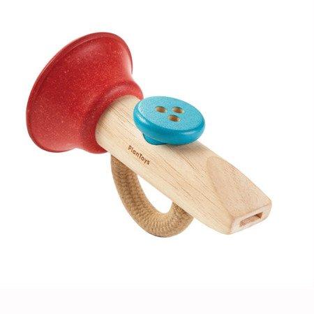 Drewniany instrument Kazoo, Plan Toys