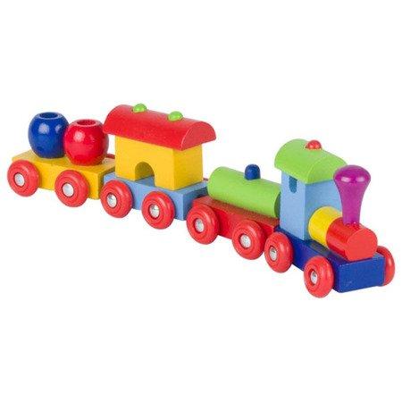 Drewniany pociąg Peru, Goki-55974