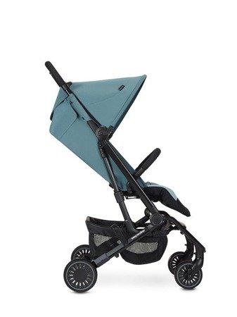 Easywalker Buggy XS Wózek spacerowy z osłonką przeciwdeszczową Ocean Blue kolekcja 2019