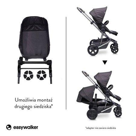 Easywalker Harvey Zestaw do wózka dla dwójki dzieci