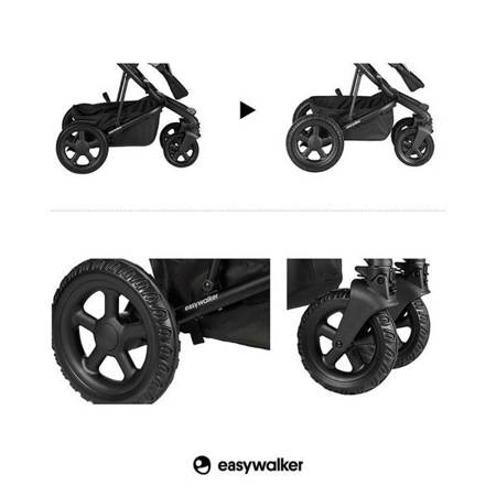 Easywalker Harvey² All-Terrain Zestaw kół