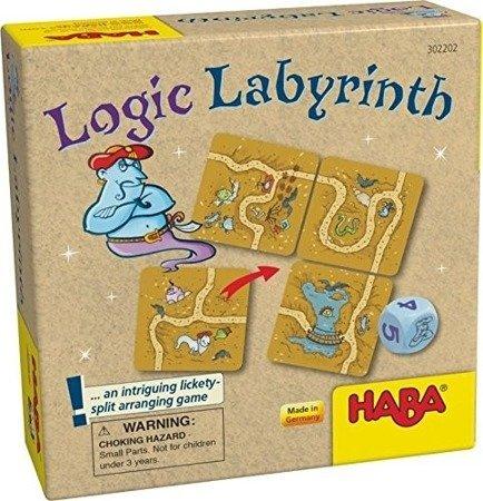 Gra - Logiczny Labirynt (6+)