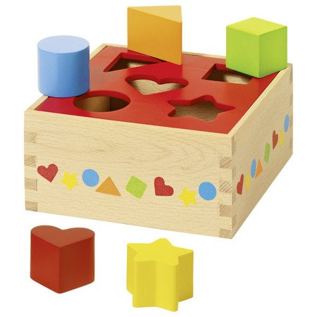 Kolorowy sorter , Goki 58580
