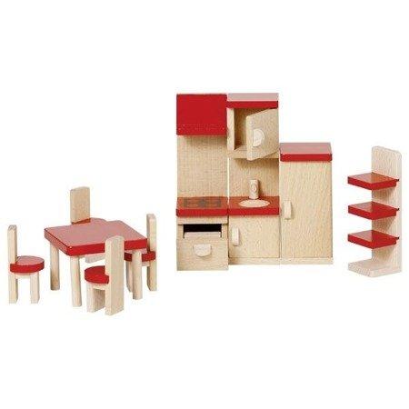 Kuchnia - mebelki do domku dla lalek, GOKI-51718
