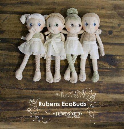 Lalka Eco Buds,  Hazel, Rubens Barn, RB-160011