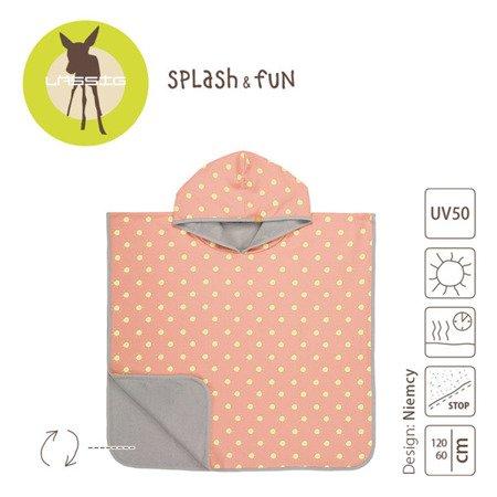 Lassig Ręcznik Poncho Sun 120x60 cm UV 50+