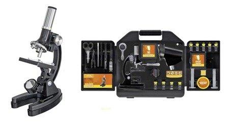 Mikroskop w walizce 300x-1200x National Geographic