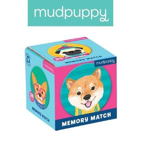 Mudpuppy Gra Mini Memory Psy