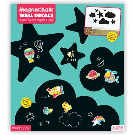Mudpuppy Naklejki magnetyczne - tablice kredowe Niebo