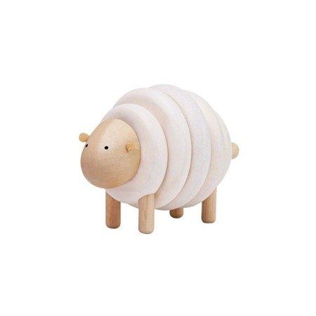 Owieczka do nawlekania, Plan Toys