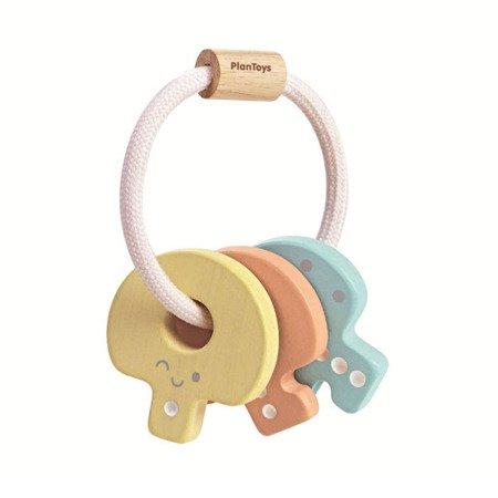 Pastelowa grzechotka klucze, PLTO-5251
