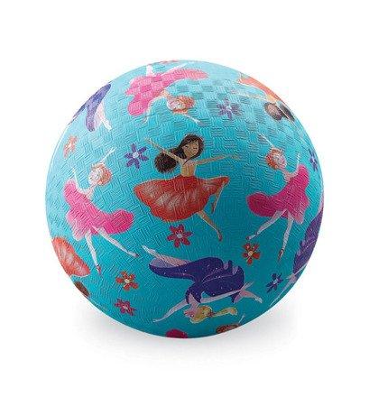 Piłka 13 cm, motyw tancerki