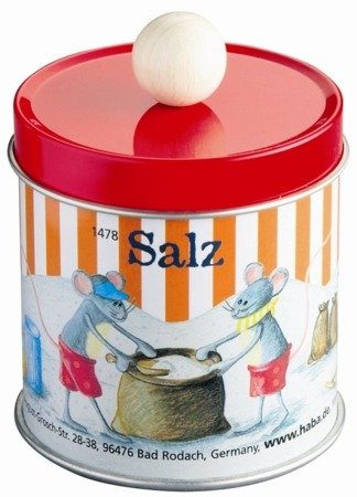 Pojemnik na sól