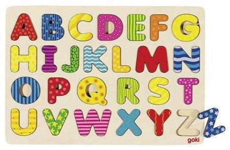 Puzzle Alfabet, Goki-57672