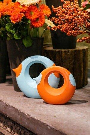 QUUT Konewka duża Cana Vintage Blue + Mighty Orange