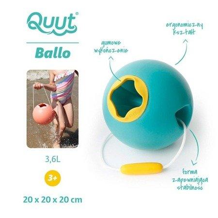 QUUT Wiaderko wielofunkcyjne Ballo Lagoon Green
