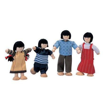 Rodzina skośnookich lalek, Plan Toys PLTO-7417