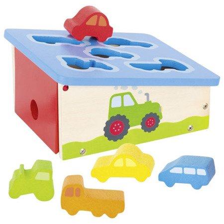 Sorter pojazdów, Goki-58668