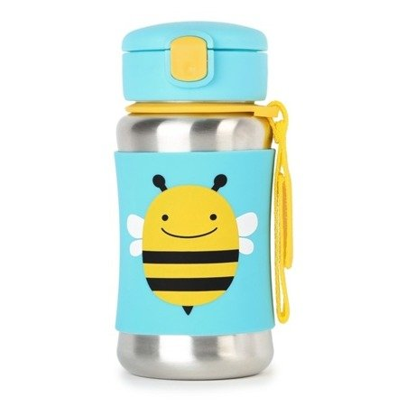 Stalowy bidon Pszczoła Zoo