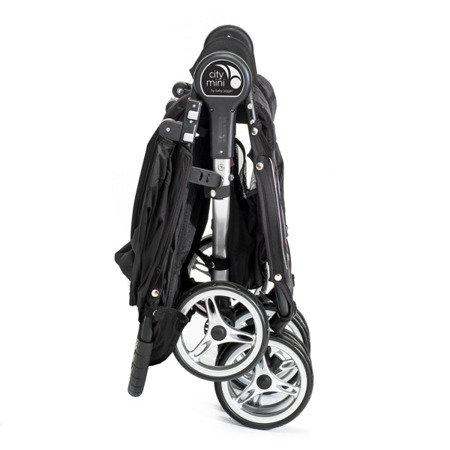 Wózek CITY MINI DOUBLE BLACK/GRAY 12410 Baby Jogger