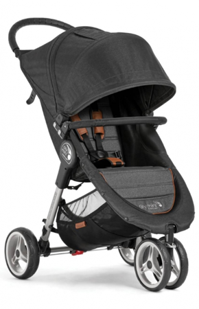 Wózek CITY MINI SINGLE ANNIVERSARY Baby Jogger+pałąk+folia
